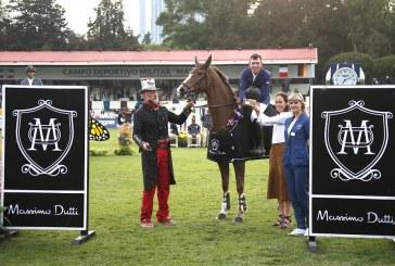 Scott Brash festeggia con una vittoria la prima del Longines Global Champions Tour di Mexico City