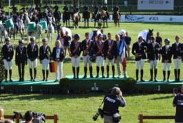 Europei young rider: Francia sul tetto d'Europa, Italia di bronzo!