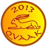 The 2013 Red Rabbit Winner: Qvaak!
