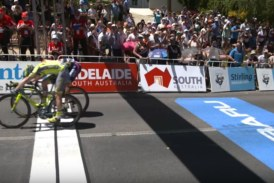Tour Down Under, 2a tappa: gli highlights