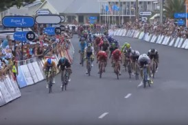 Tour Down Under, 4a tappa: gli highlights