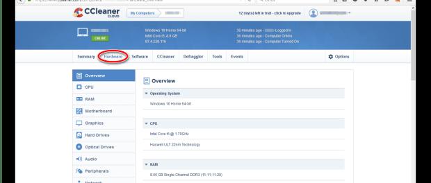 Ottimizzare il PC via Internet ora si può con CCleaner Cloud