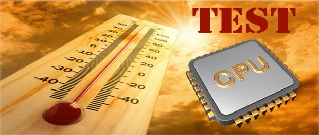 Testare temperatura CPU massimo stress