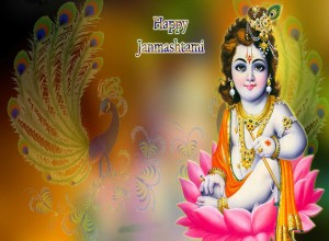 Janmashtami, the birthday of lord Krishna is celebrated with great enthusiasm and devotion in India in the month of July or August. Some songs that comes to mind right about when people talk about Janmashtami are 'Govinda Aala Re' a super hit hindi song from Bollywood film 'Bluffmaster' (1963), 'Bada Natkhat Hai Yeh' from the film 'Amar Prem', and 'Yashoda Ka Nandlala' from 'Sanjog'. Download mp3 song ringtone of these '3 popular janmashtami songs' for free.