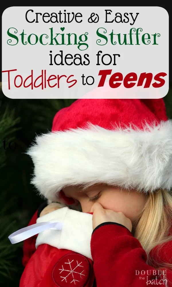 Kid 39 S Stocking Stuffer Ideas