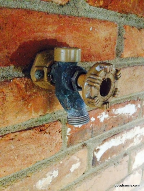 Medium Of Outside Water Faucet