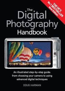 Doug Harman's best selling book, The Digital Photography Handbook.