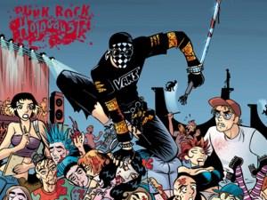 'Punk Rock Holocaust' Feature Film