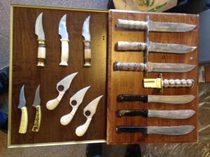 Custom FX Knife and Weapon Fabrication