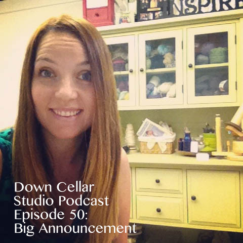 Episode 50: Down Cellar Studio Podcast