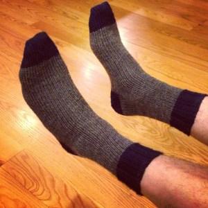 Leftovers Socks
