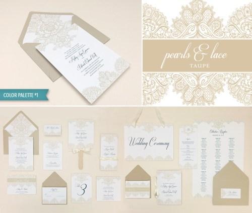 Dark Printable Cream Lace Wedding Invitation Suite Download Print Diy Lace Wedding Invitation Template Suite Lace Wedding Invitations Online Lace Wedding Invitations Cricut
