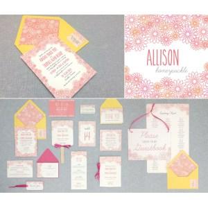 Double Summer Diy Wedding Invitations Kits Diy Wedding Invitations Photoshop Diy Printable Wedding Invitation Suite Ky Pink Flowers On Templates Download A Diy Floral Wedding Invitation Suite