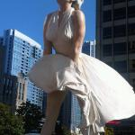 Wordless Wednesday – Marilyn Munroe in Chicago