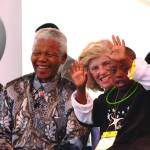 Nelson Mandela Eunice Kennedy Shriver Boy with DS