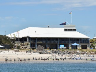 The Adelaide Sailing Club provided a great facility for a massive summer of racing.