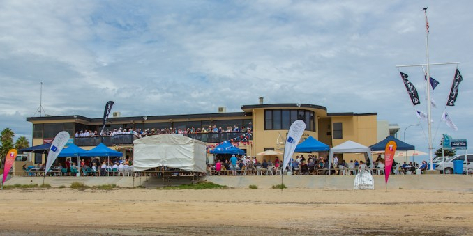 The Port Lincoln Yacht Club will host the 2018 Melges 24 Nationals. Photo: Take 2 Photography.