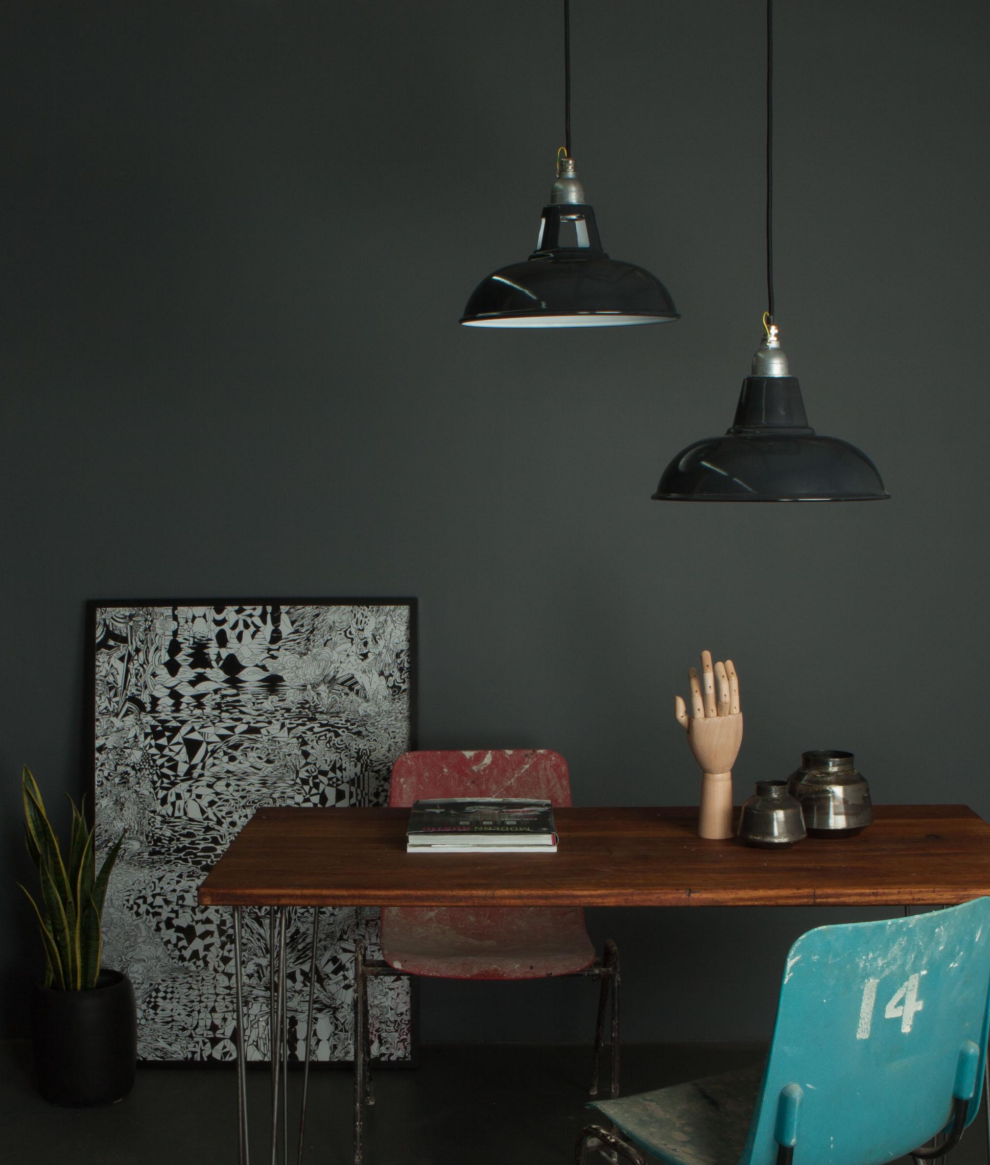 farsley grey industrial lighting industrial kitchen lighting