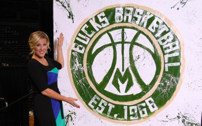 Milwaukee Bucks New Logo Reveal Event