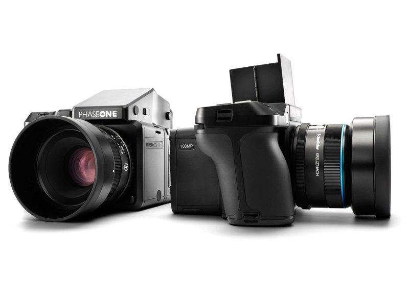 Large Of Medium Format Digital Camera