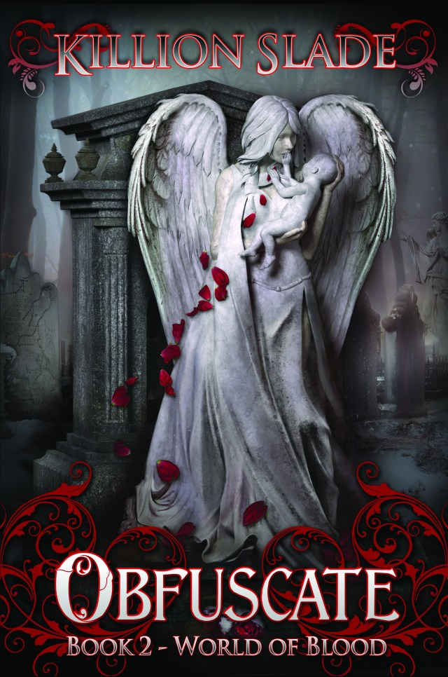 Obfuscate: World of Blood Book 2