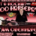 Racin' & Rockin' Radio For November 23rd:  Jim Oberhofer!