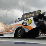 RACING AT HOME TRACK DURING NHRA NEW ENGLAND NATIONALS BRINGS BACK SPECIAL MEMORIES FOR FUNNY CAR DRIVER BOB TASCA III