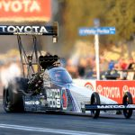 PLENTY STILL ON THE LINE FOR DEFENDING TOP FUEL WORLD CHAMPION AND EVENT WINNER ANTRON BROWN AT TOYOTA NHRA SONOMA NATIONALS