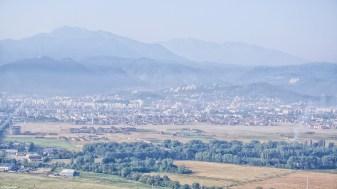 Zbor peste Transilvania - Brașov