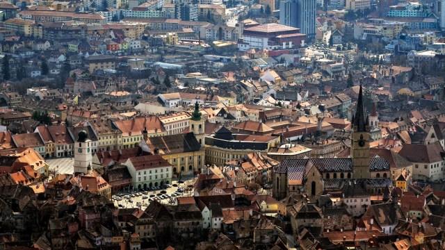 Expoziție de fotografie aeriană - Zbor peste Transilvania