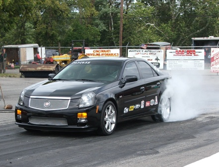 8131 2005 Cadillac CTS V Fast Cars and Motorcycles at DragTimes.com