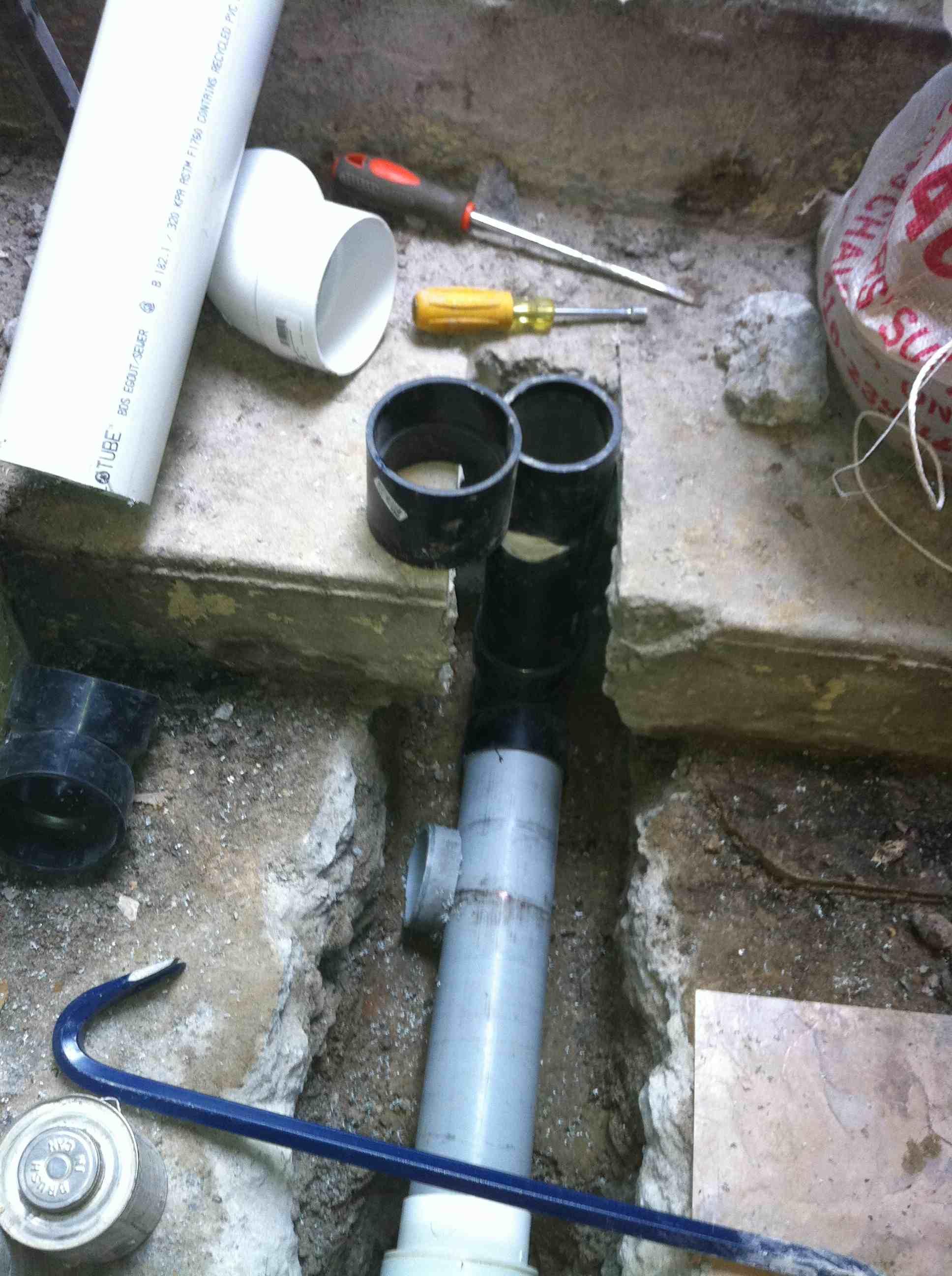 Emergency drain repair works in toronto mississauga and surroundings -  Basement Drain Repair Gta
