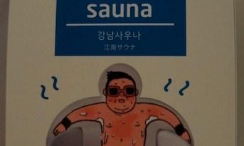 Gangnam Sauna tea