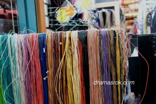 dongdaemun market accessory floor