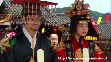 Jang Ok Jung Coronation