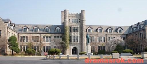 chungang school