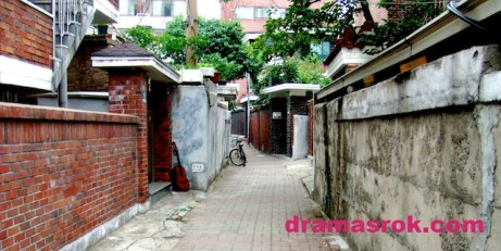 seoul backstreets