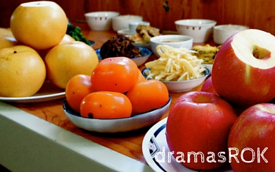chuseok-fruit