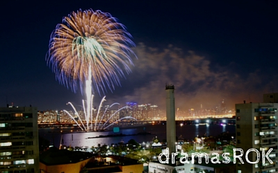 yeouido fireworks display