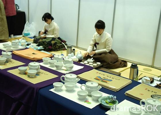 Seoul tea festival