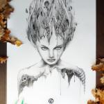 Gorgeous Drawings From French Artist PEZ