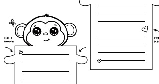 Cute Animal Message Cards – Draw So Cute