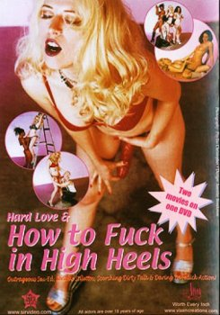 how to fuck in high heels