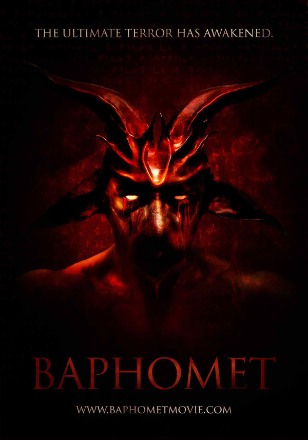 Get the First Look at Matthan Harris' Baphomet