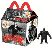 Horrific Happy Meal Toys
