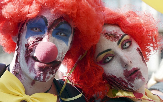 French Clowns