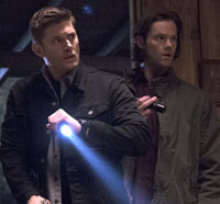 Supernatural Episode 10.04 - Paper Moon