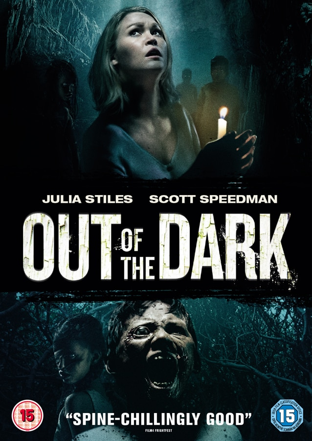 Out of the Dark UK DVD Sleeve