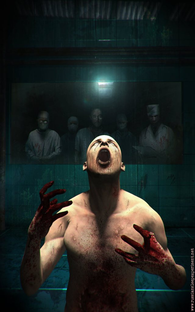 Russian Sleep Experiment Cover