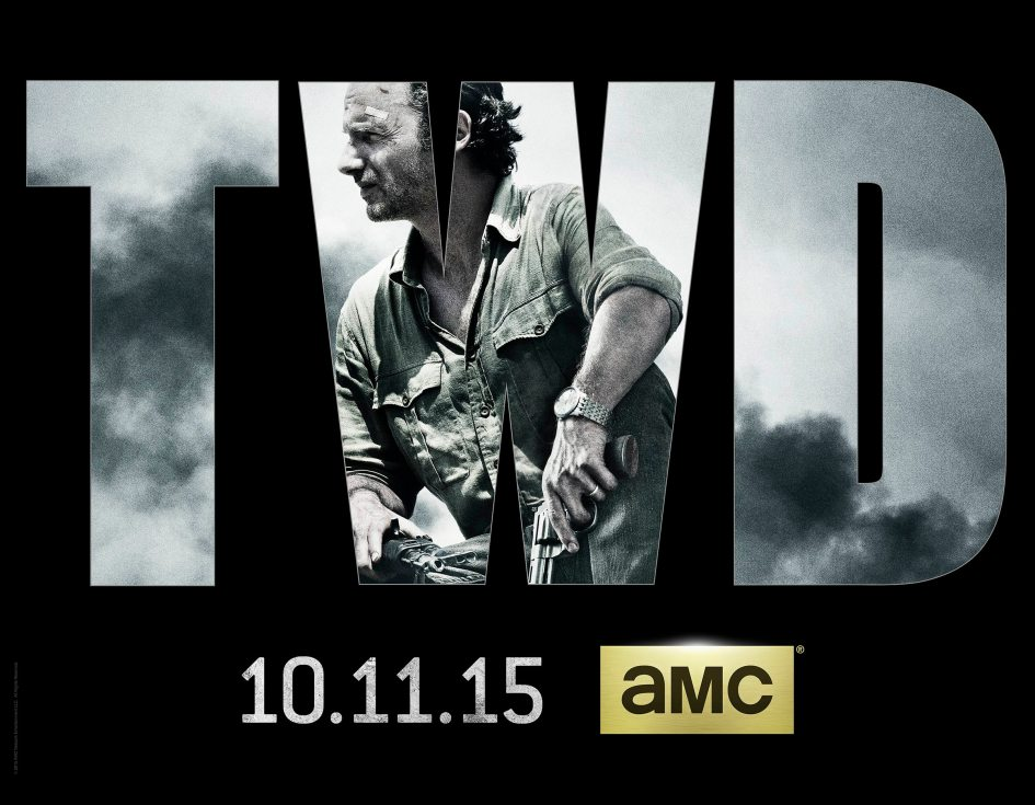 TWD S6 Key Art.jpg?zoom=1 - The Walking Dead's Rick, Carol, and Michonne Transform in These 'Then and Now' Videos